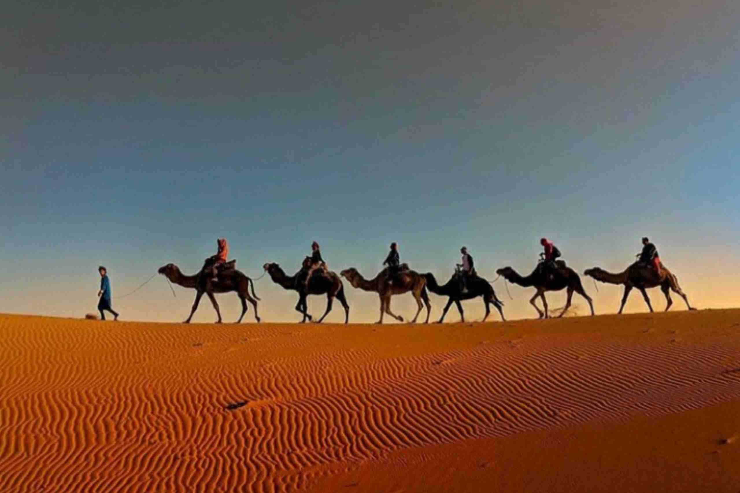3 Day Desert Tour from Errachidia to Marrakech