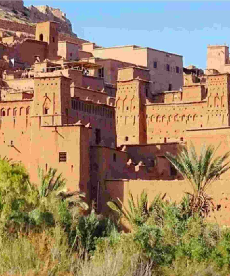 7 days in morocco itinerary