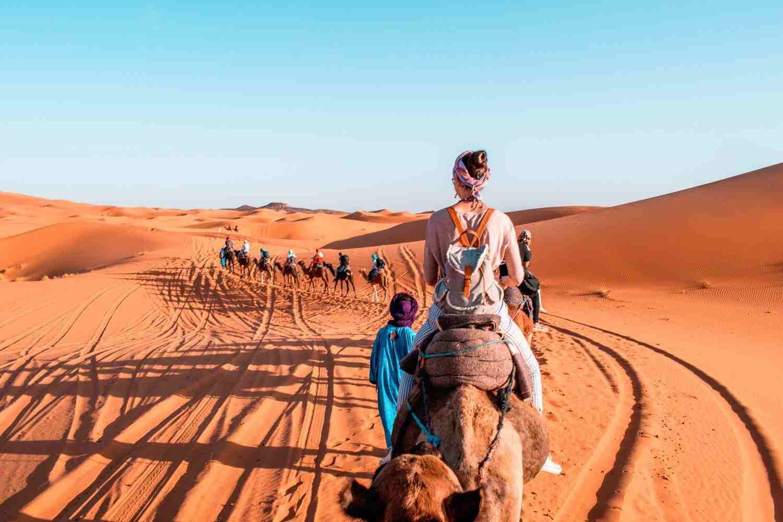 13 days around morocco tour