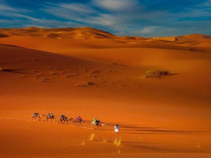 Morocco 3-day Desert to Fes