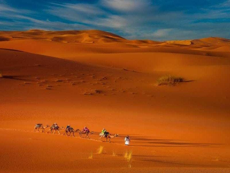 3 Days Desert Tour to Fes from Ouarzazate