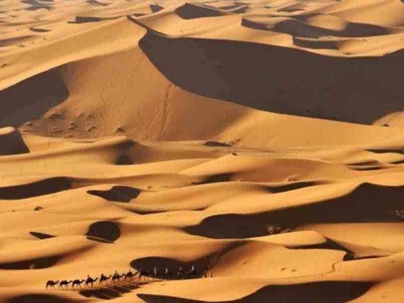 3-day Merzouga desert tour