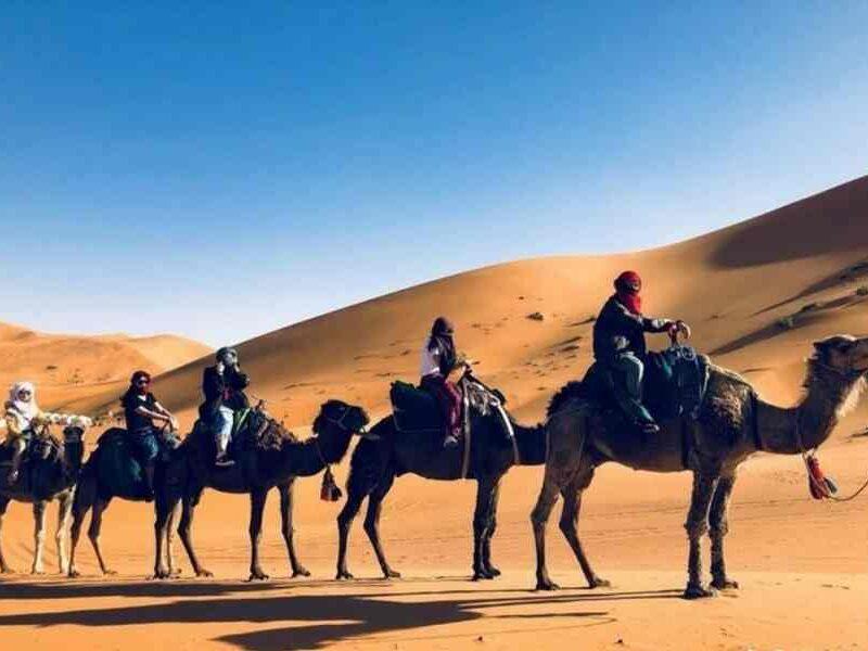 3-day Sahara desert tour