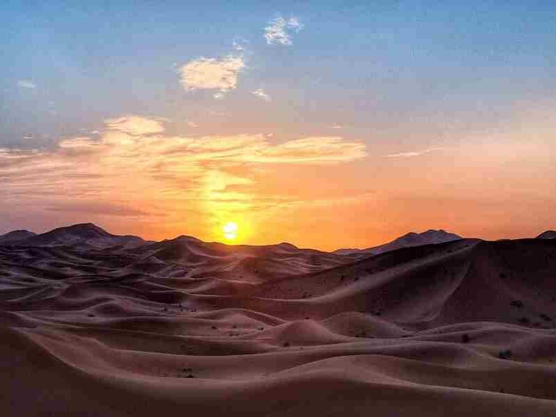 12 days in morocco tour itinerary
