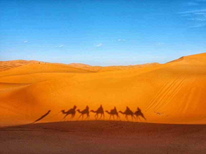 10 Days Holiday in Morocco