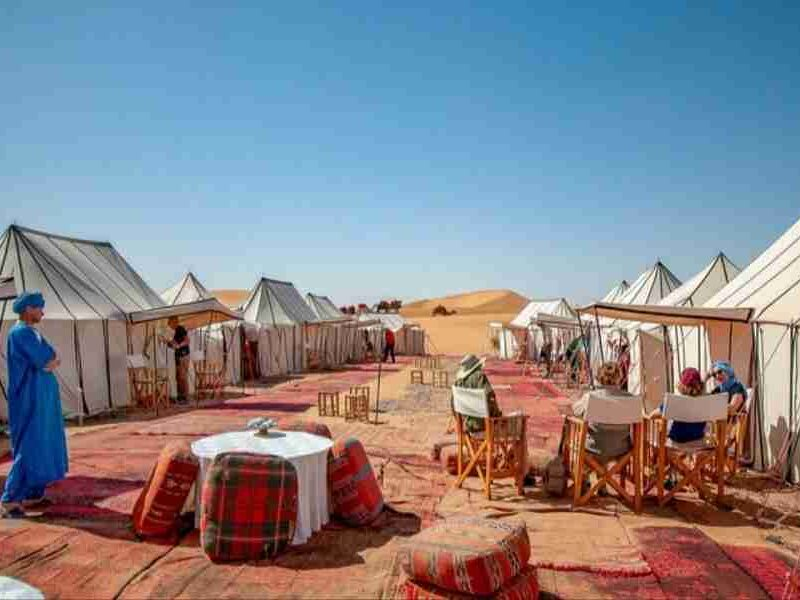 4-day desert tour from Marrakech