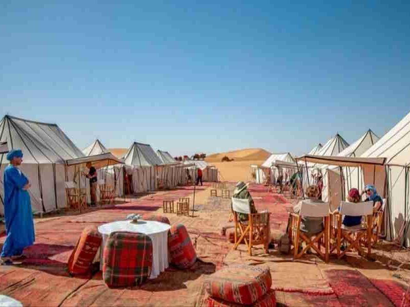 4-day desert tour from Marrakech