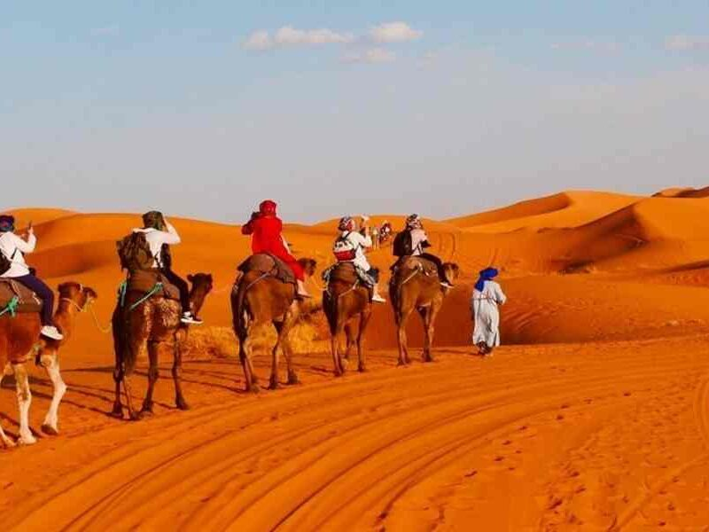 2 Days Morocco Desert Tour From Fes to Marrakech