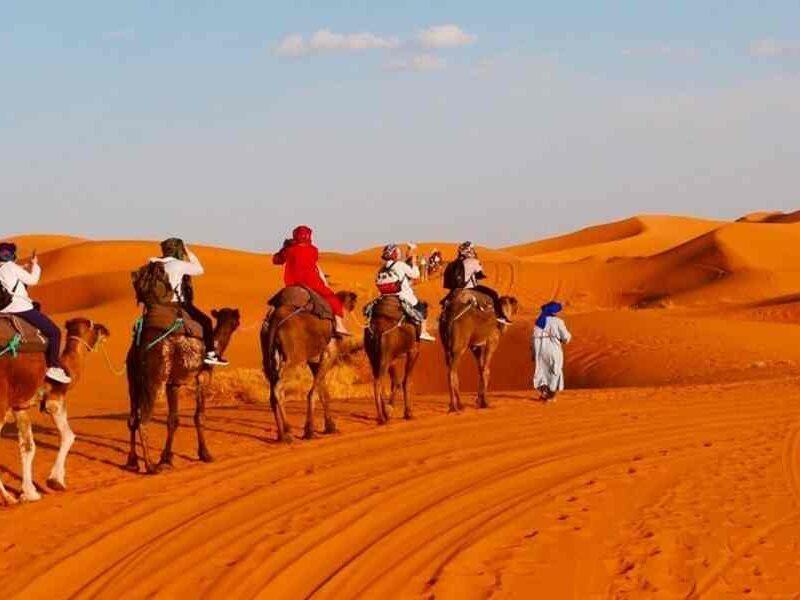 2-day desert tour from Fes