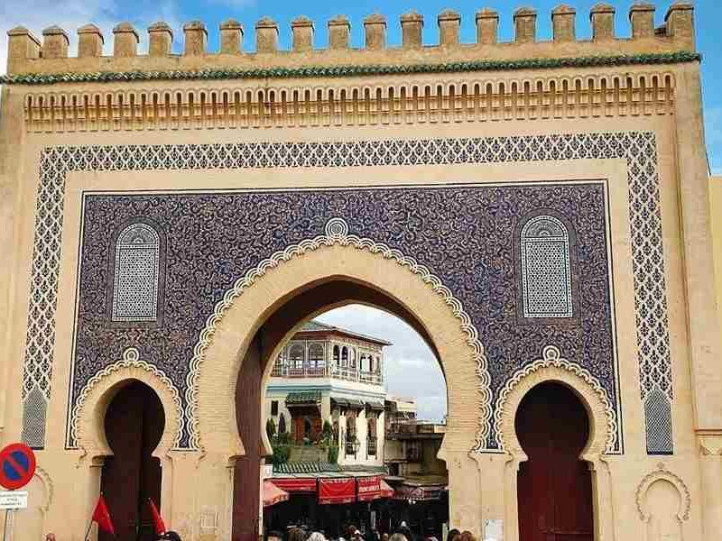 6 day Morocco tour itinerary