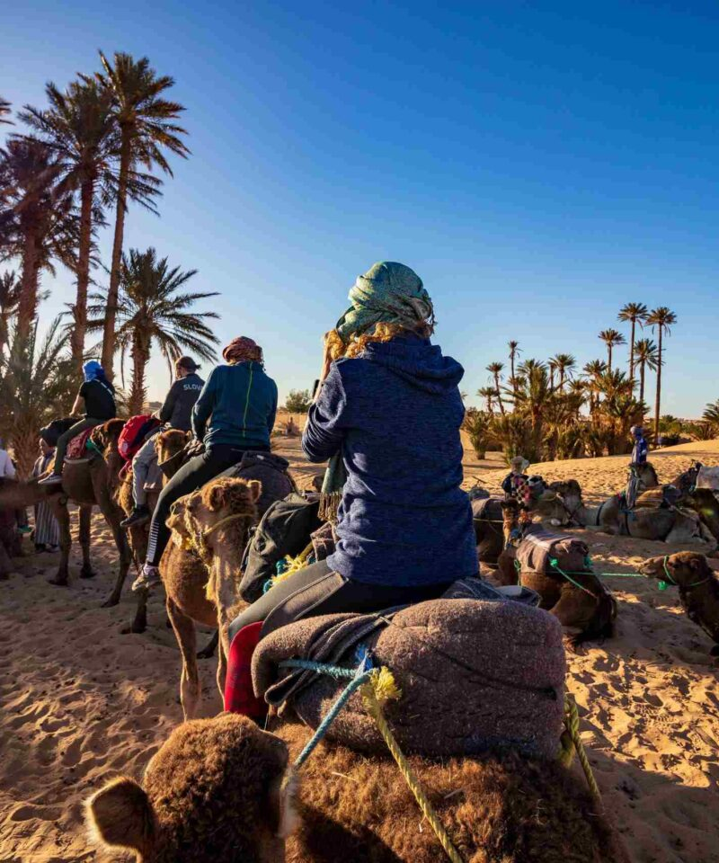 5-day Sahara tour from fes