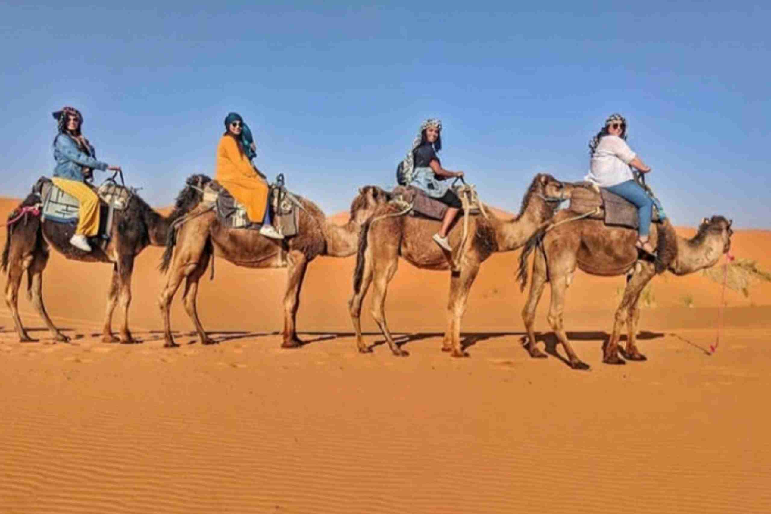 Tour De 3 Dias Desde Marrakech Al Desierto