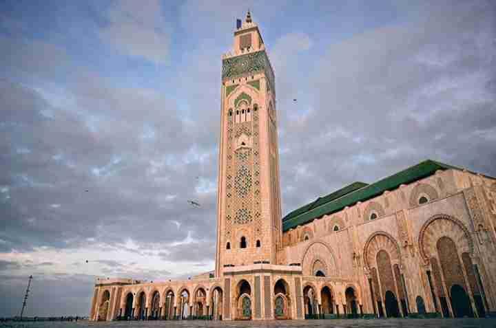 Ruta de 10 días desde Casablanca