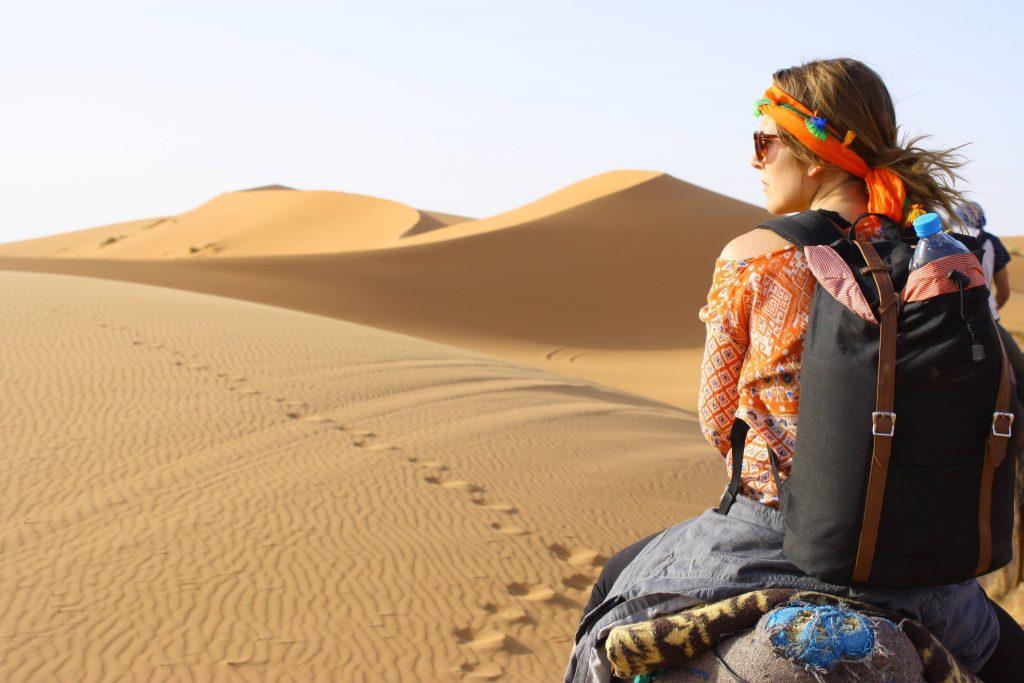 Ruta de 4 días desde Fez a Marrakech a través del desierto