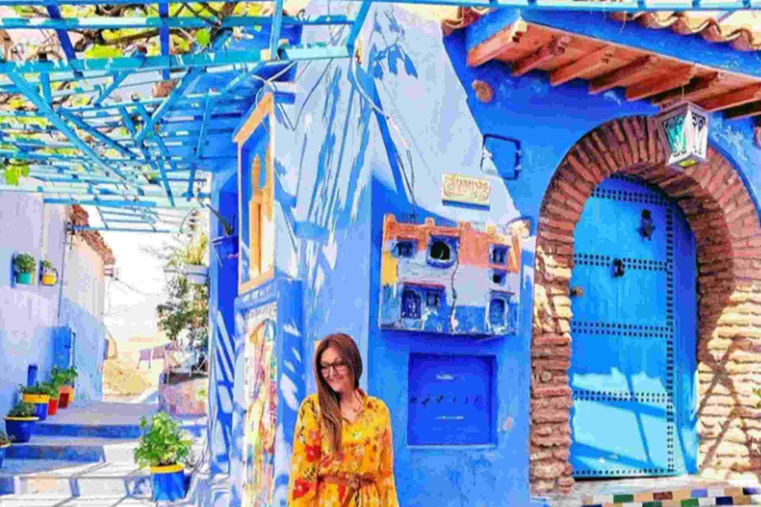 Excursión de un Día a Chefchaouen desde Fez
