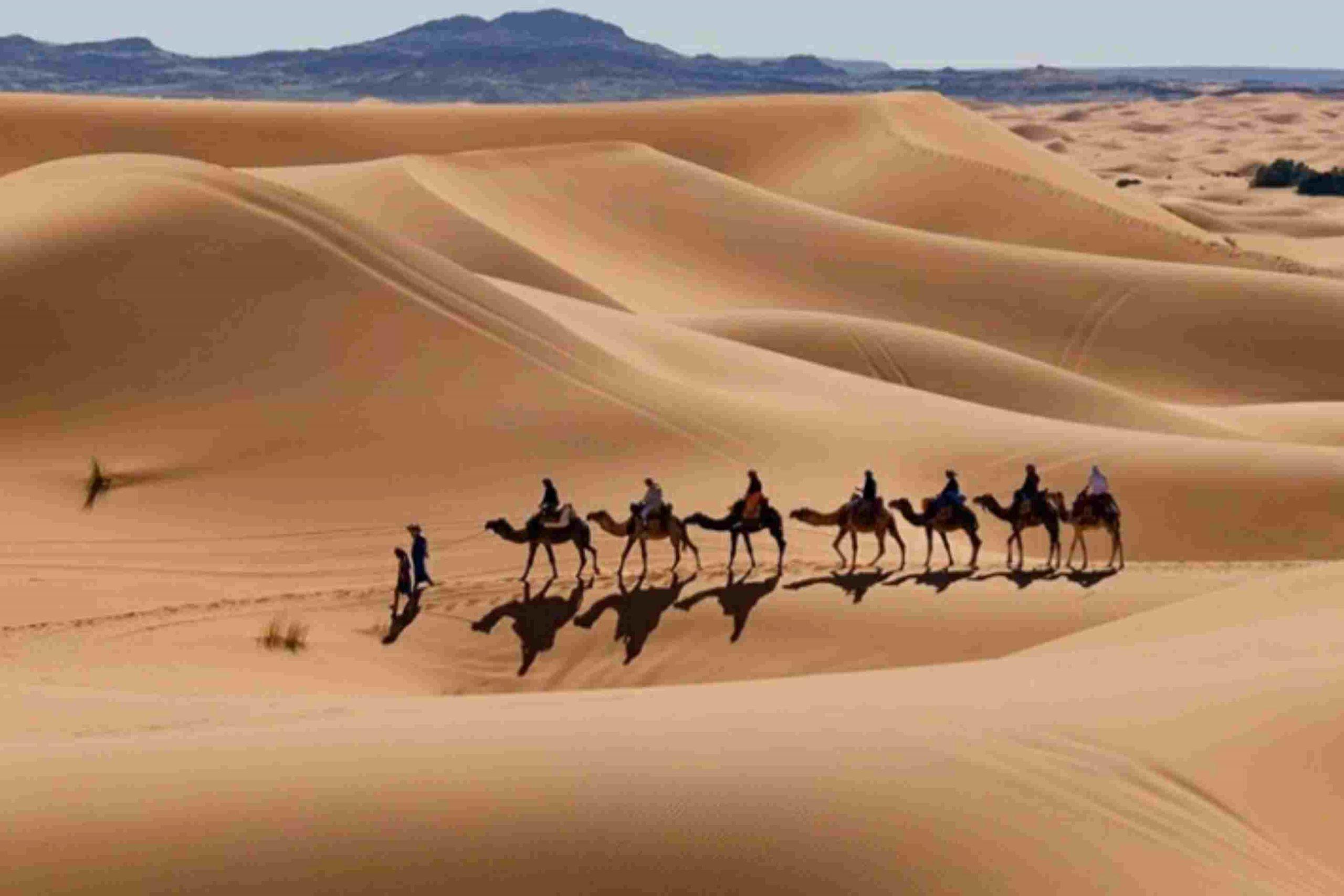 Ruta de 10 días desde Tánger en Marruecos