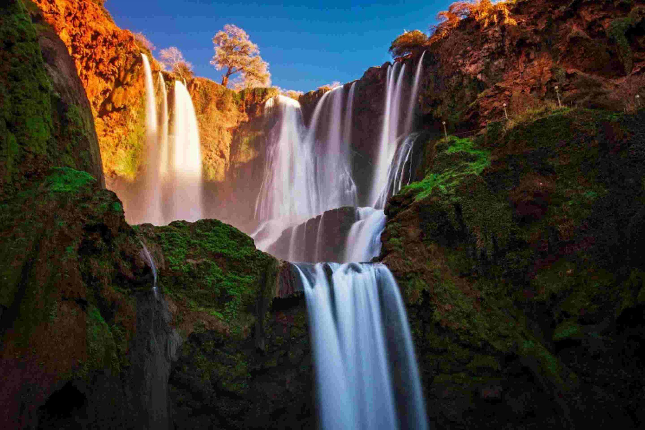 Excursión a las cascadas de Ouzoud desde Marrakech