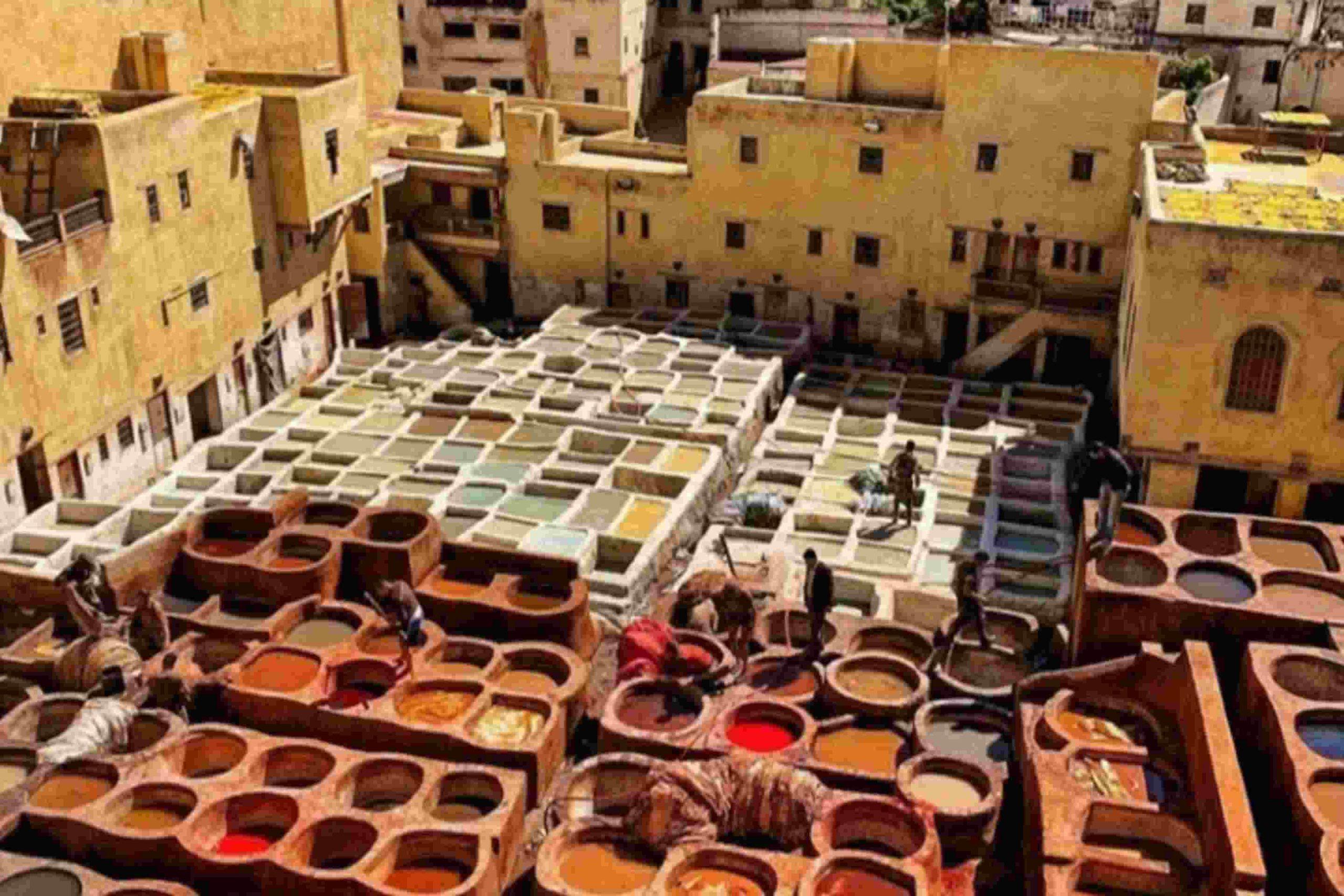 Ruta de 6 Días desde Tánger Al Desierto