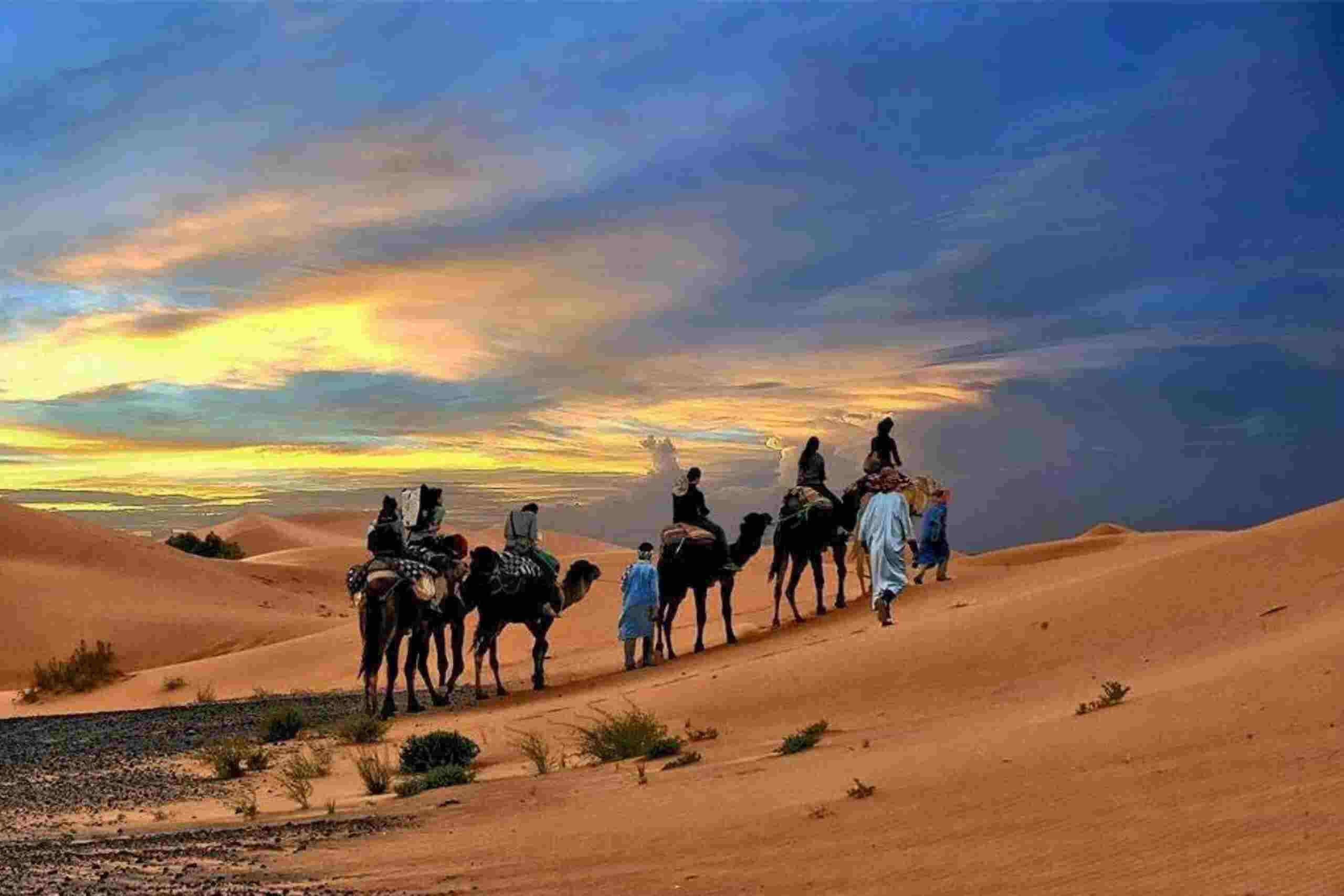 Ruta de 12 días en Marruecos