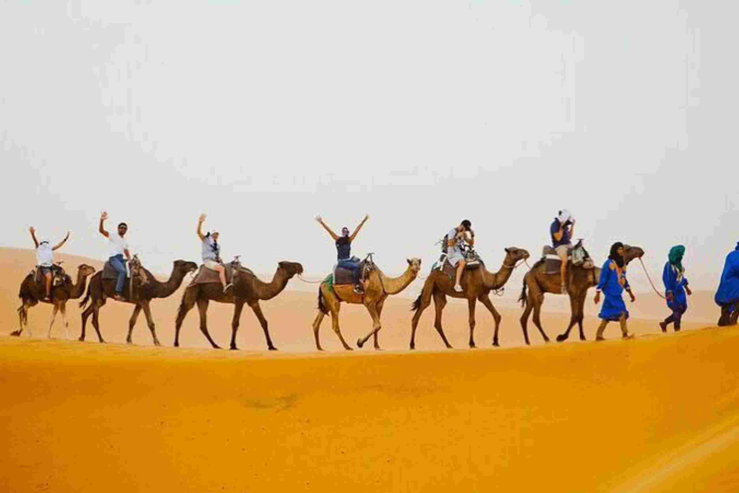 2 Días por el desierto desde Fez