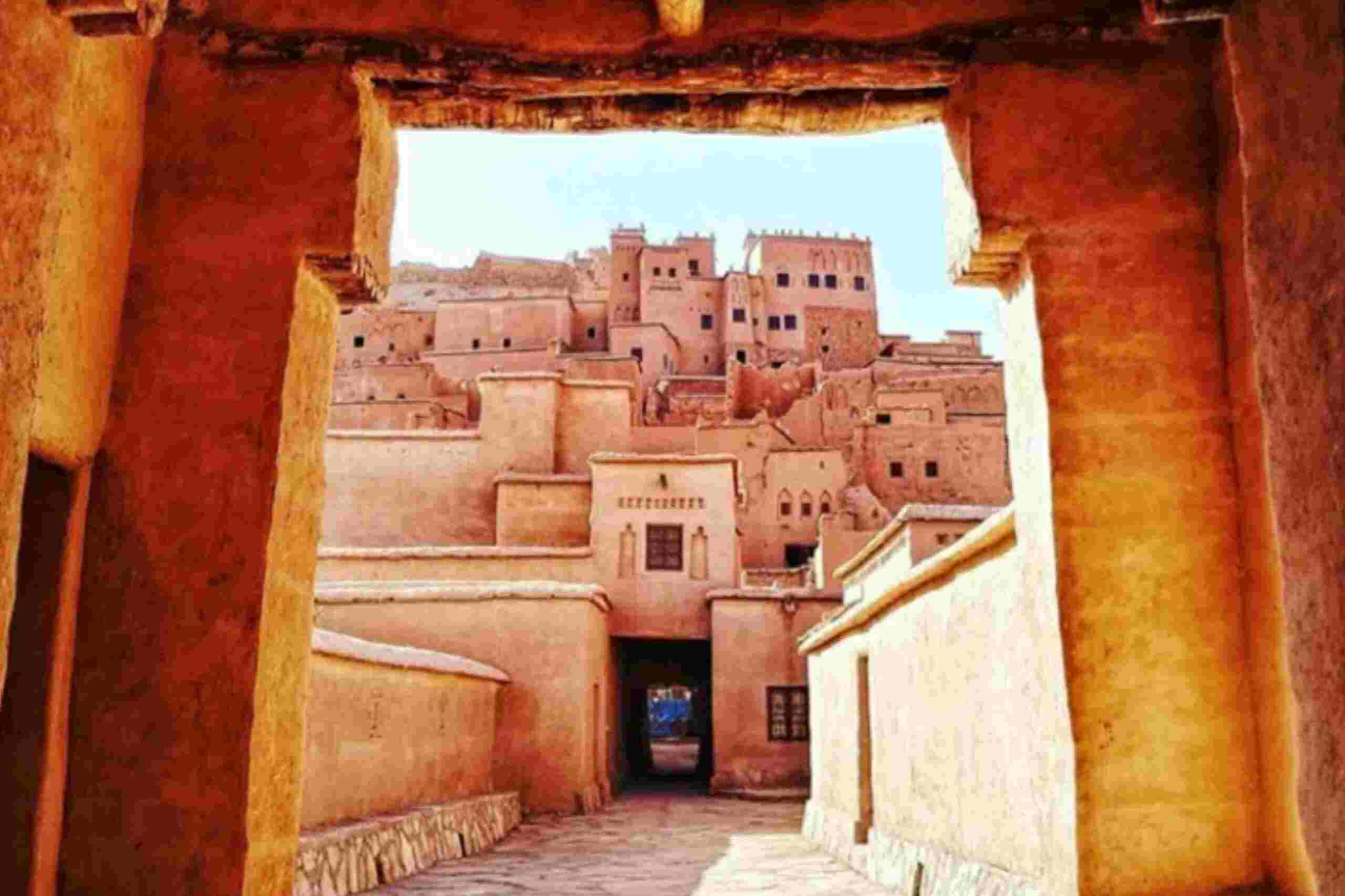 Ruta de 3 Días a Marrakech a través del Desierto de Marruecos