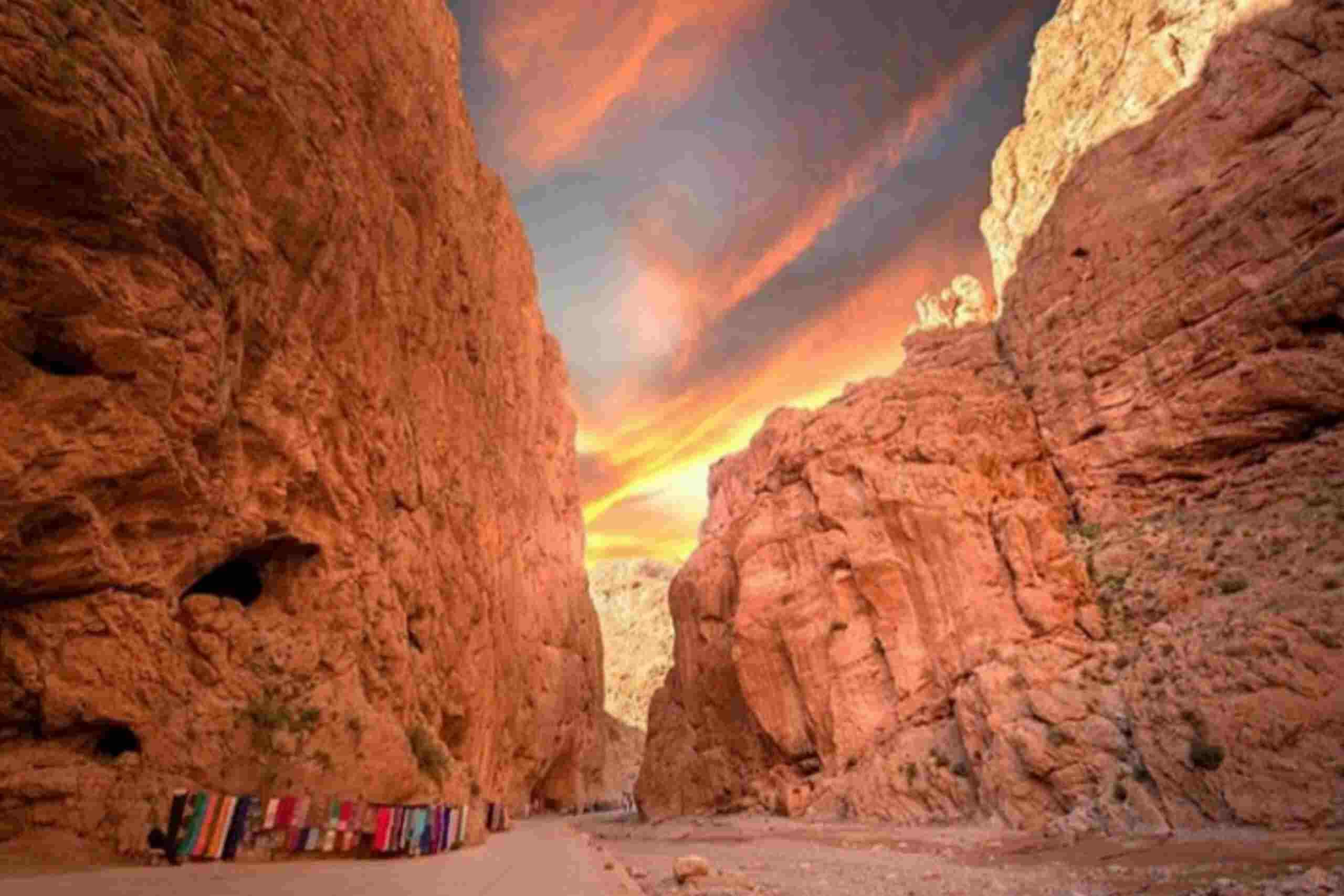 Ruta de 4 días por el desierto de Marruecos desde Fez