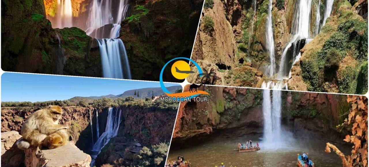 Escursione di un giorno alle cascate di Ouzoud