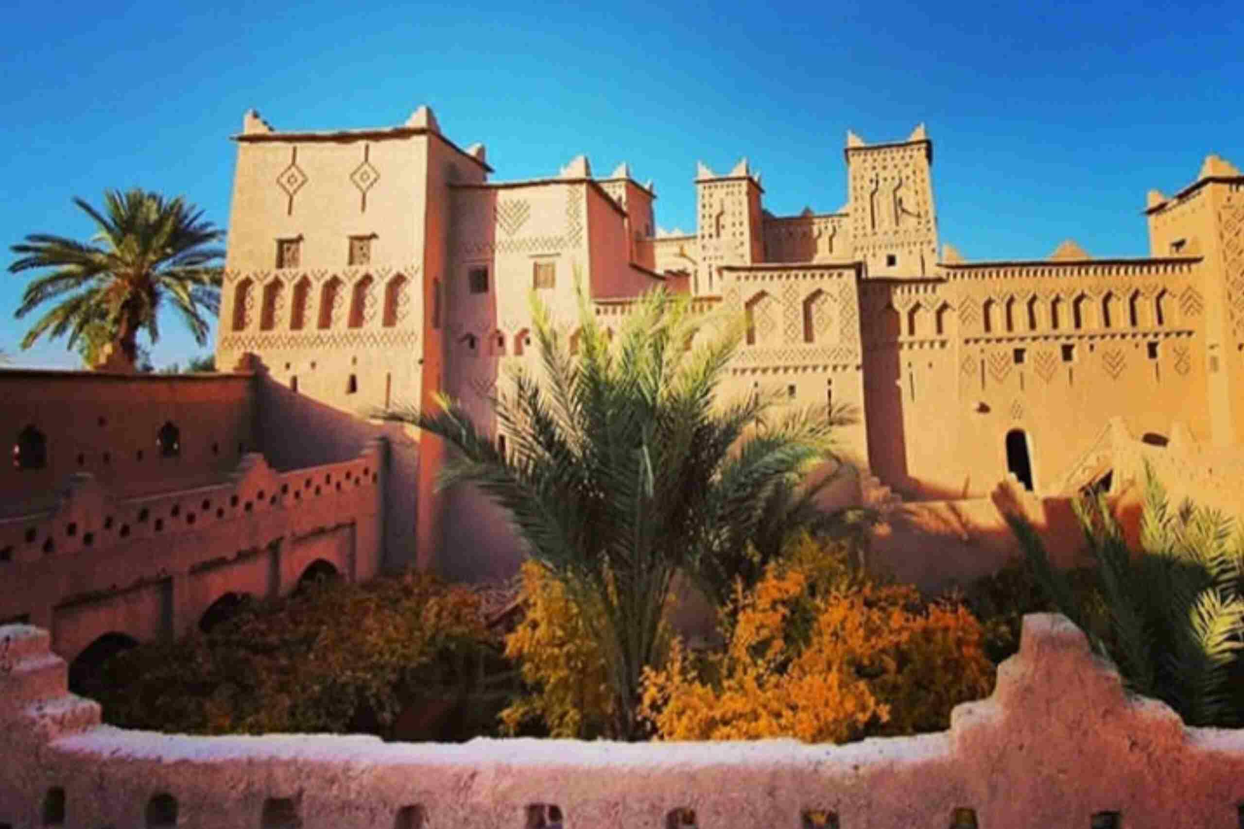 Tour Di 4 Giorni da Marrakech Al Deserto