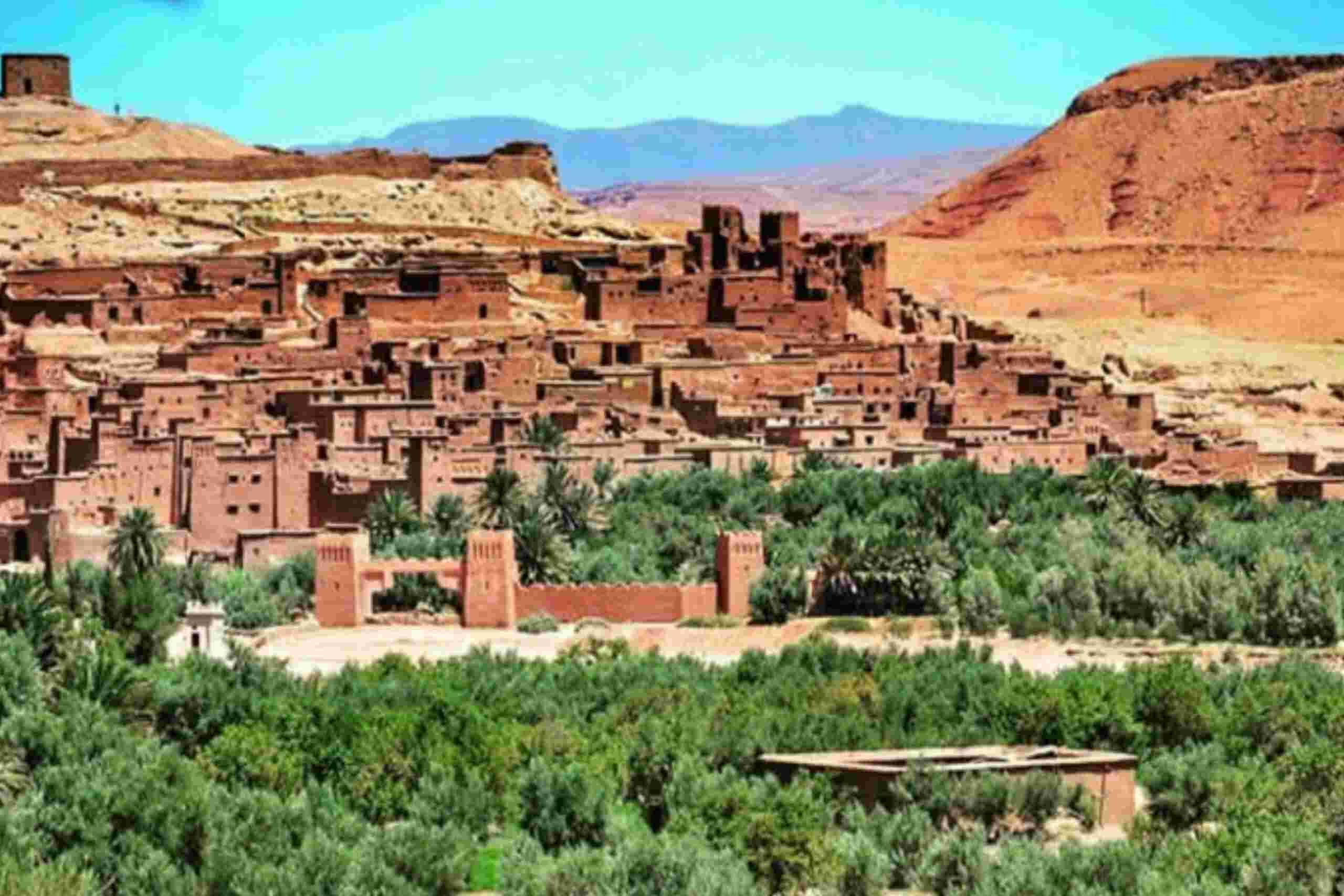 Viaggio Di 5 Giorni in Marocco