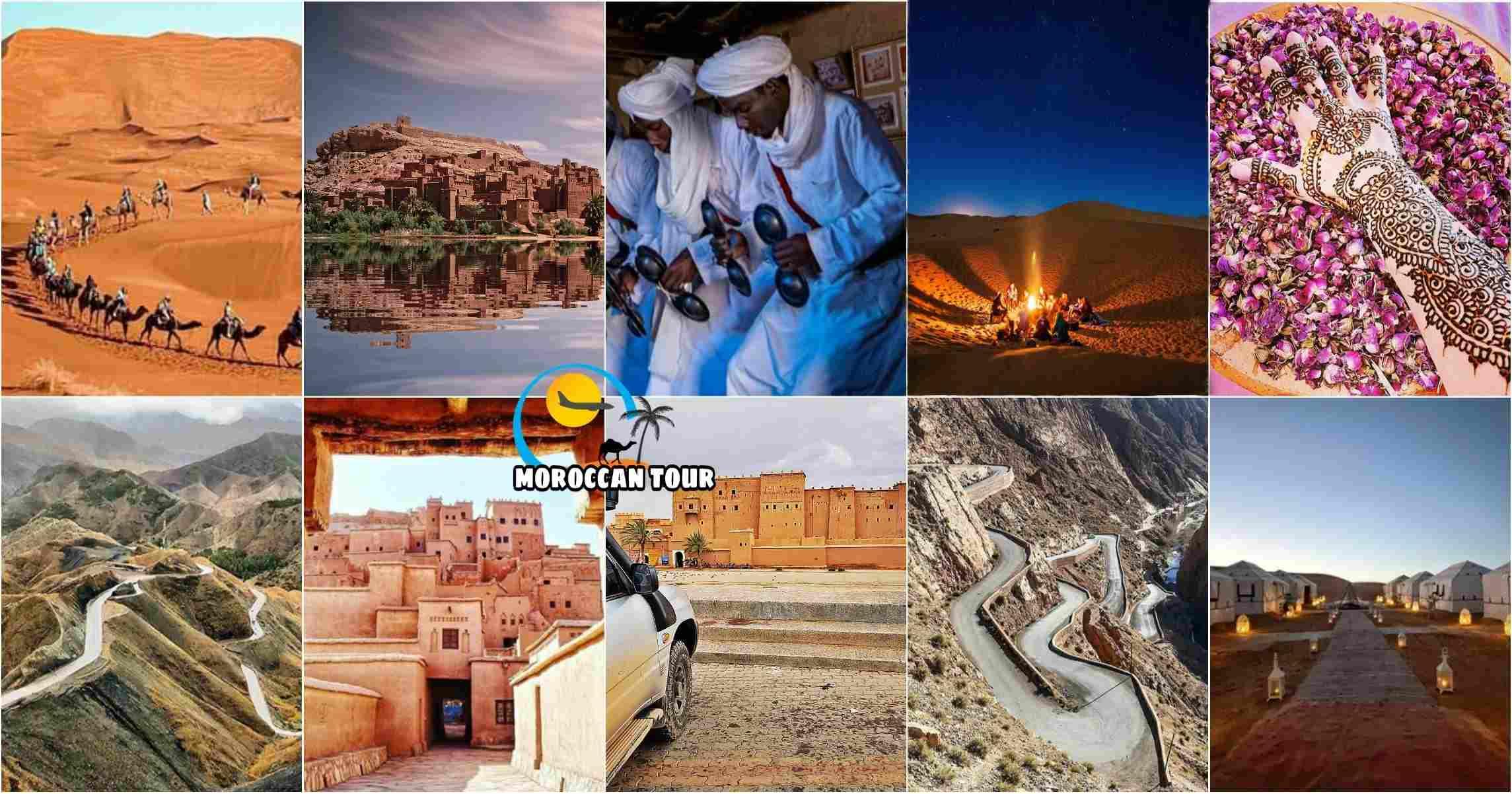 Viagem de 3 dias em Marrocos