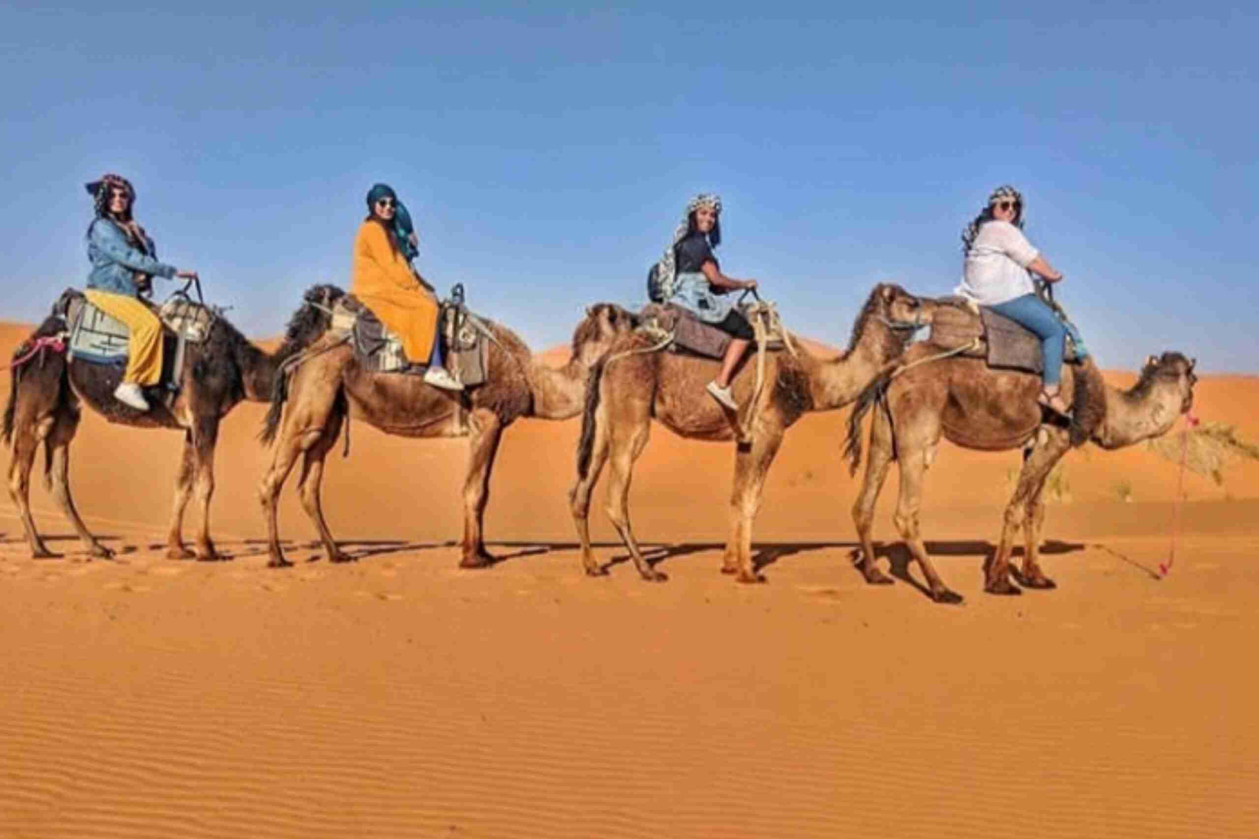 Tour di 3 giorni nel deserto