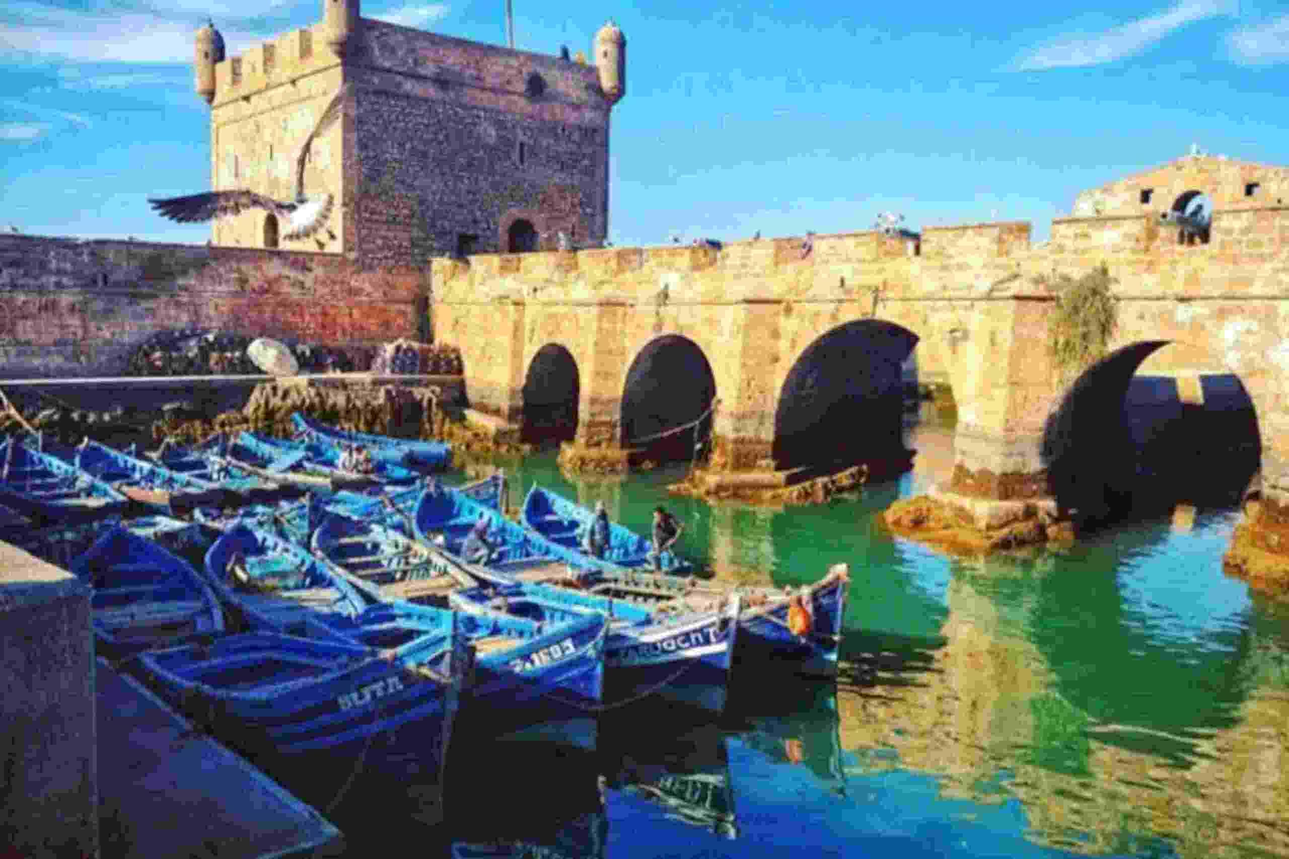 Escursione di Essaouira da Marrakech di un giorno