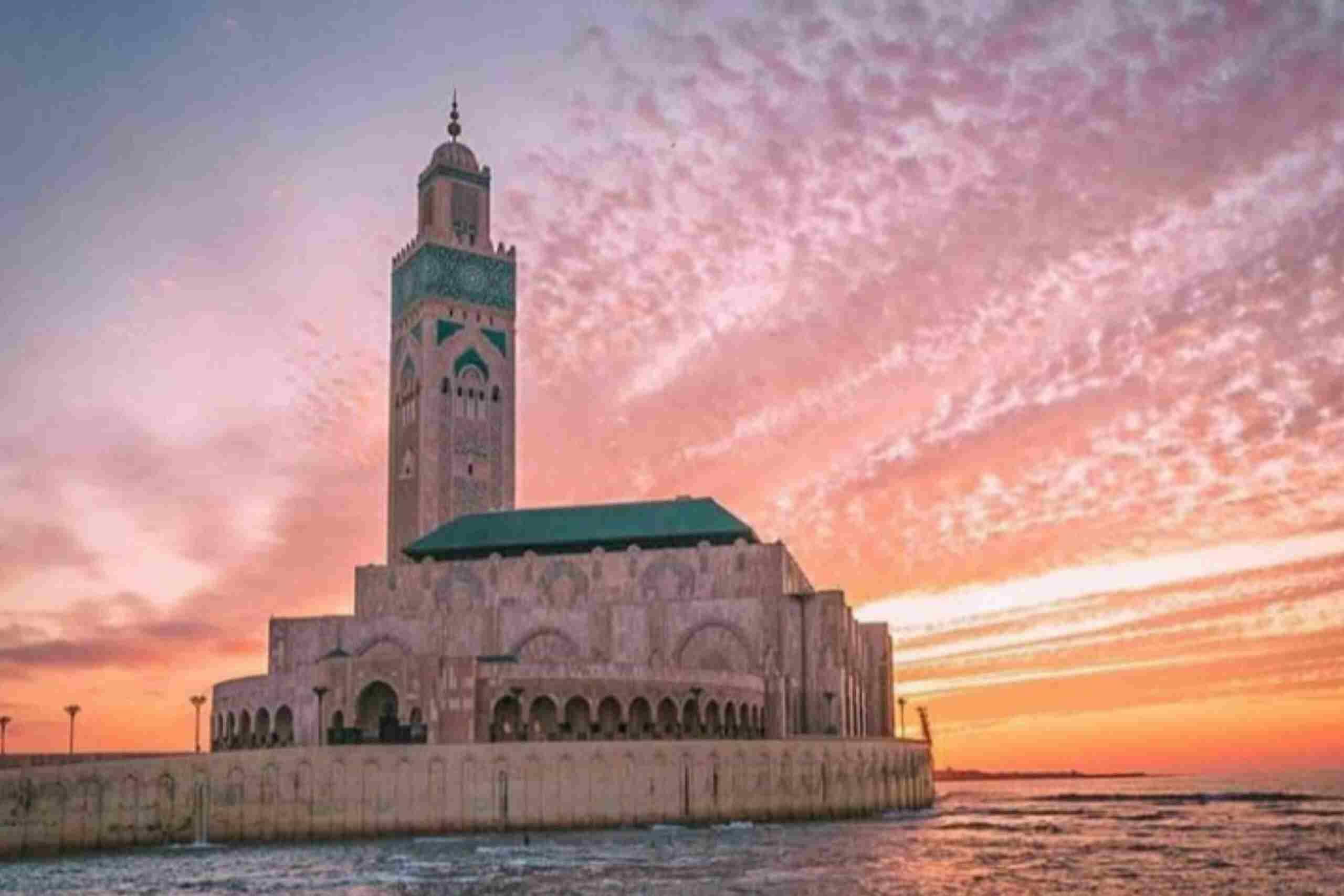 Tour di 5 Giorni in Marocco da Casablanca