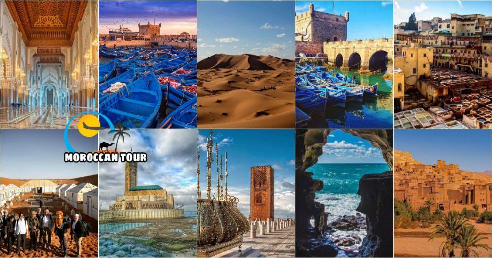 13 Days Around Morocco from Casablanca