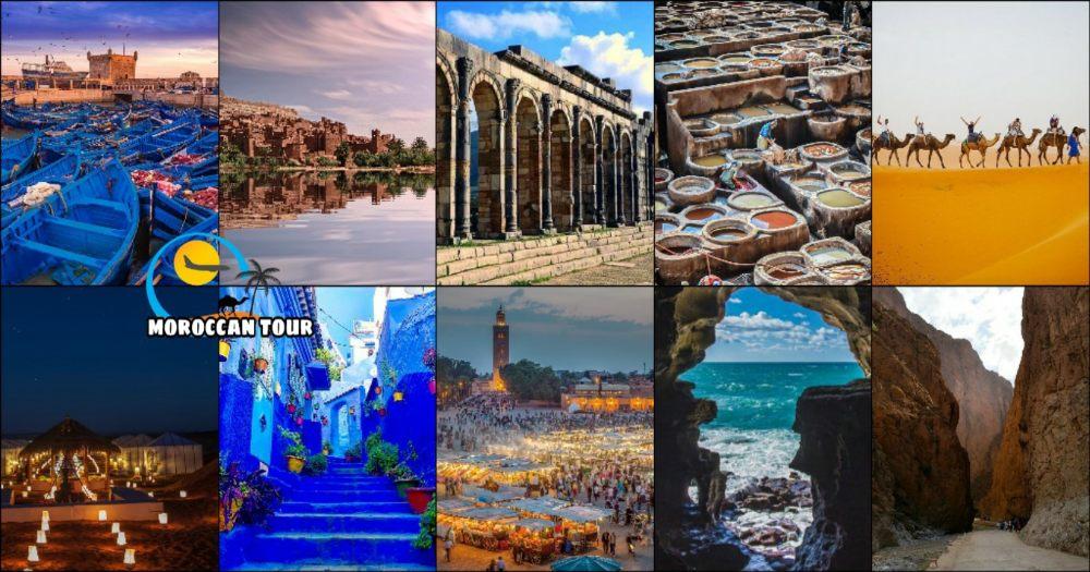 tour de 14 dias em Marrocos