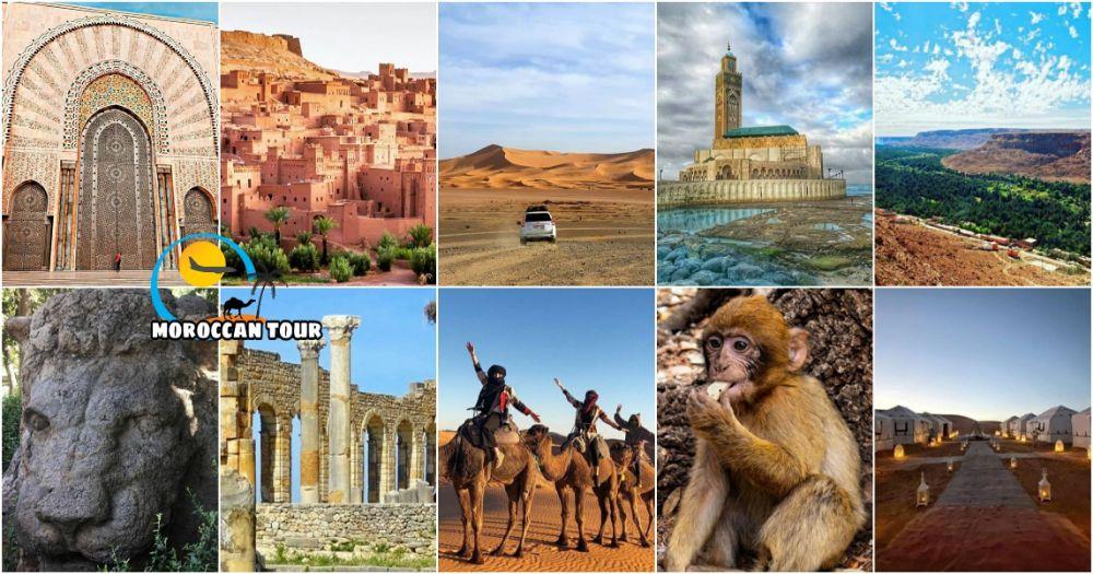 5 dias de viagem de Casablanca