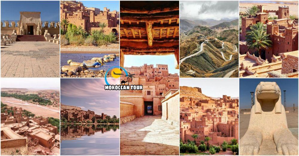 Excursión a la Kasbah de Ait Benhaddou desde Marrakech
