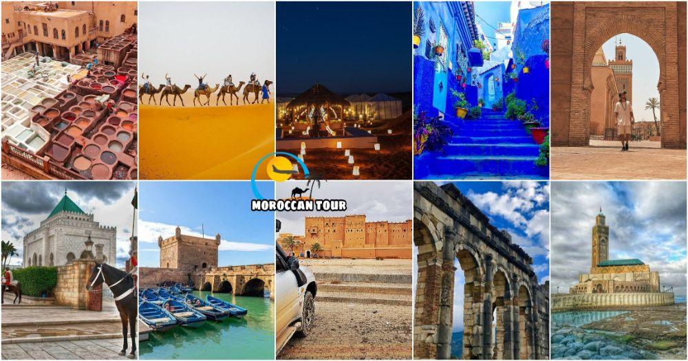 Tour 10 Giorni in Marocco da Fez | Viaggio Privato Di 10 Giorni