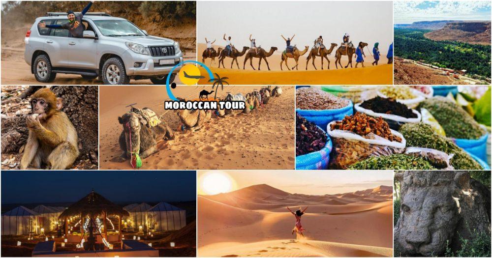 Viagem de 2 dias ao deserto