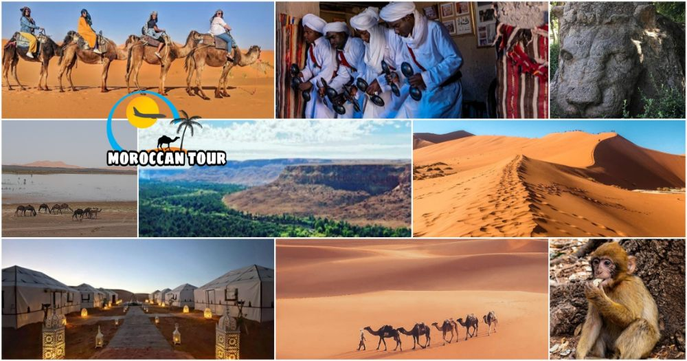 Viagem de 3 Dias ao Deserto do Saara a partir de Fez