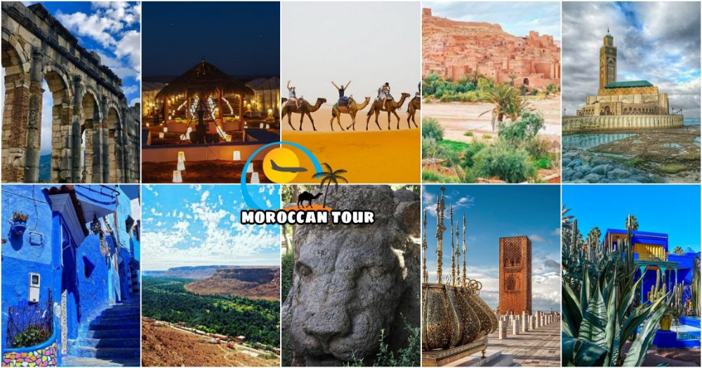 7 Day Morocco Tour Itinerary from Fes (One Week)