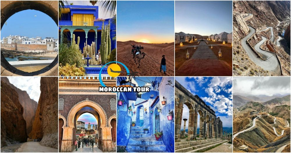 Tour Di 10 Giorni in Marocco Da Marrakech