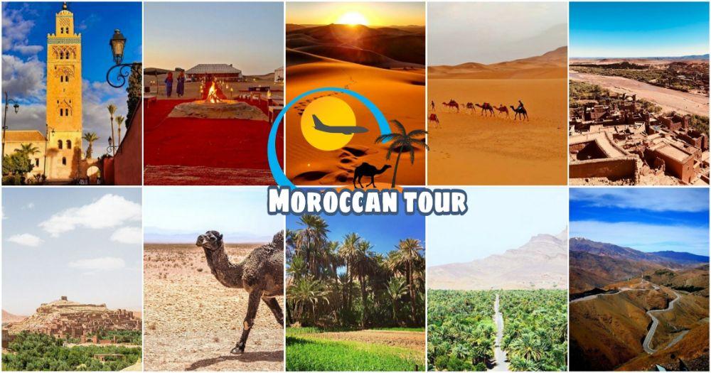 Ruta de 2 Dias por el Desierto de Zagora