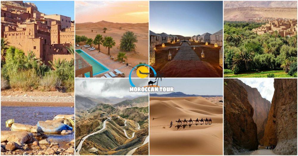 Tour Di 3 Giorni nel Deserto del Marocco da Marrakech   Viaggio