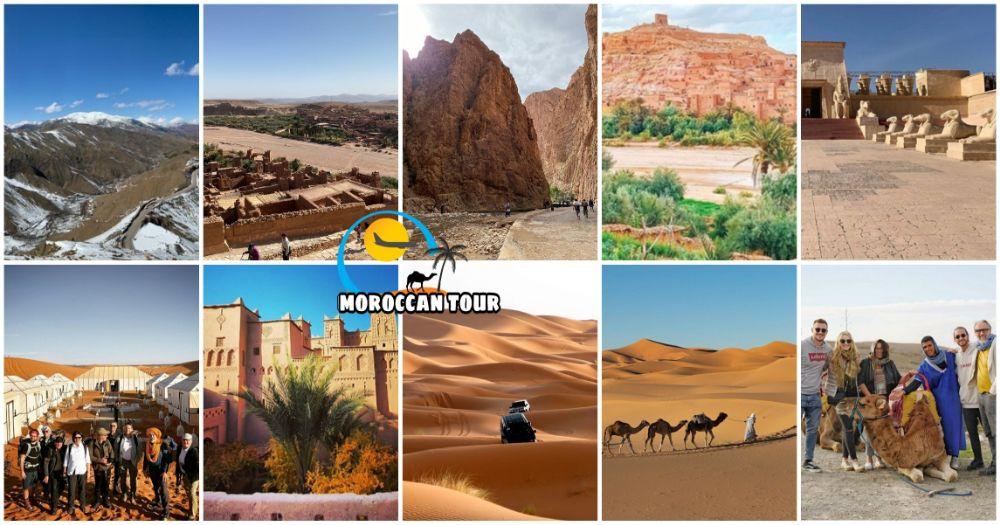 4 Day Desert Tour From Marrakech