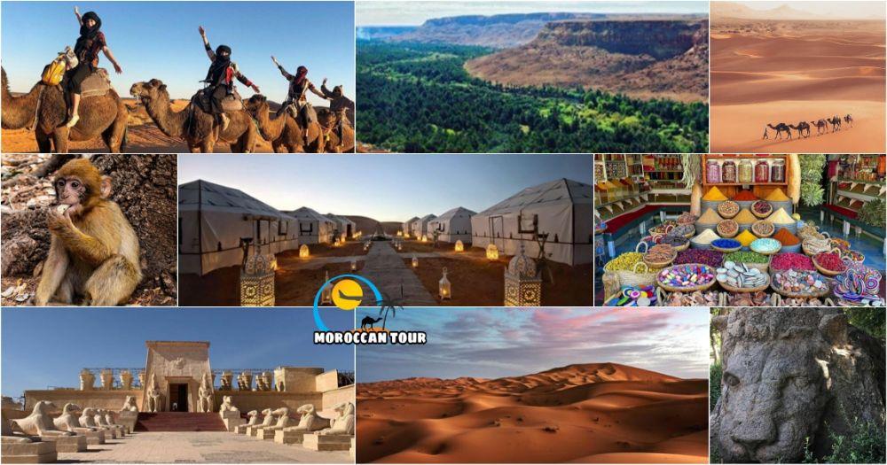 Viaje de 2 Días a Fez a Través del Desierto Desde Ouarzazte