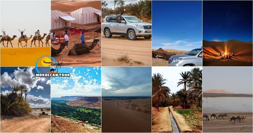 Ruta de 3 Días al Desierto de Merzouga Desde Errachidia