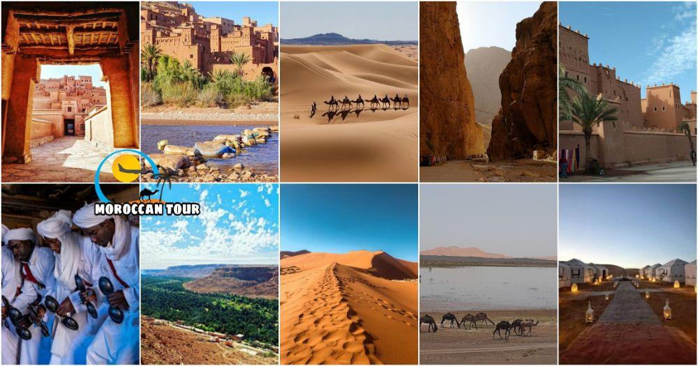 3 Days Desert Tour from Errachidia to Marrakech