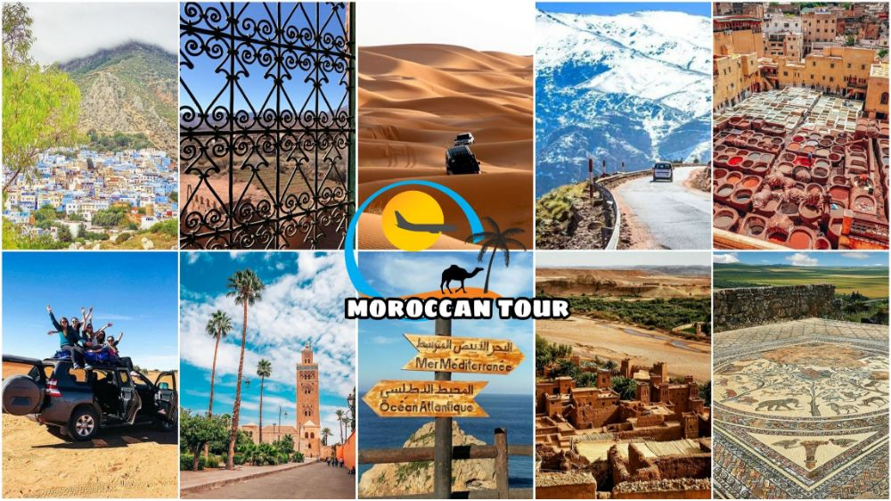 10 Days Holiday in Morocco from Tangier