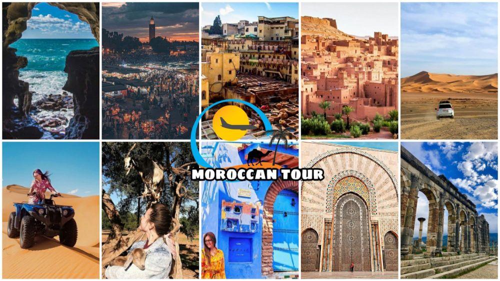 Passeio de 13 dias em Marrocos